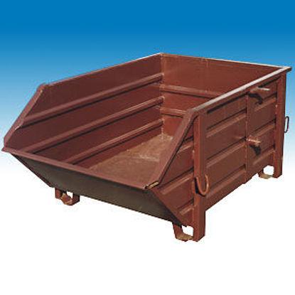 Billede af Müba kip-container lakeret
