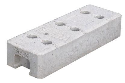 Billede af Müba betonfod t/byggepladshegn, 40 kg