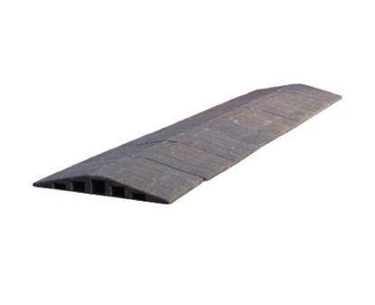 Billede af Fartdæmper, Genbrugsplast, 585x1150 mm, 40 kg.