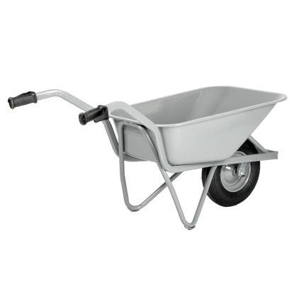 """Billede af Matador """"Easy-Rider"""" Mørtelbør Firk. Bakke - Luftgummi Hjul"""