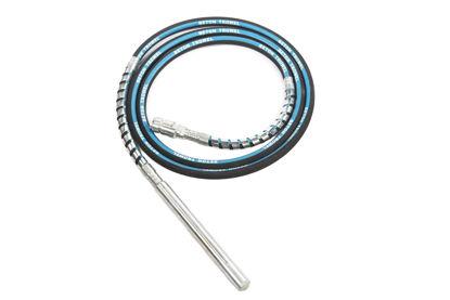 Billede af BT Stavvibrator slange inkl. flaske 2,0 m. x Ø28 mm