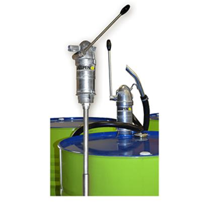 Billede af Aspen tøndepumpe 200 liter Pro metal