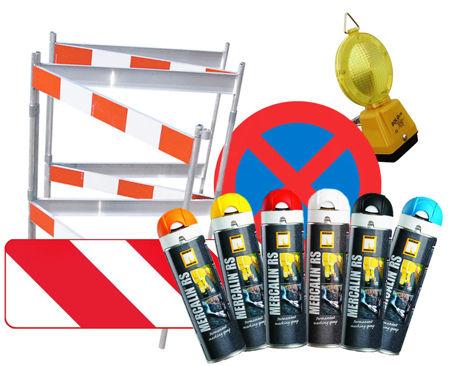Billede til varegruppe Afspærringsmateriel