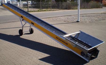 Billede til varegruppe Transportbånd