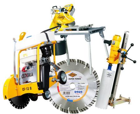 Billede til varegruppe Diamantværktøj og maskiner