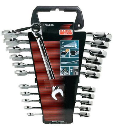 Billede til varegruppe Ring-gaffelnøgler