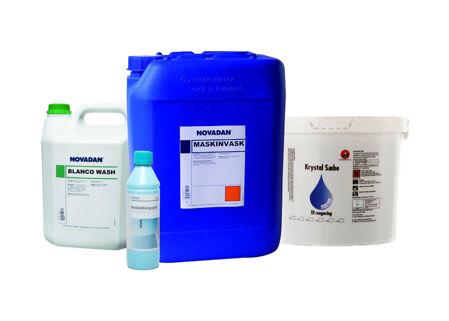 Billede til varegruppe Rengøringskemi