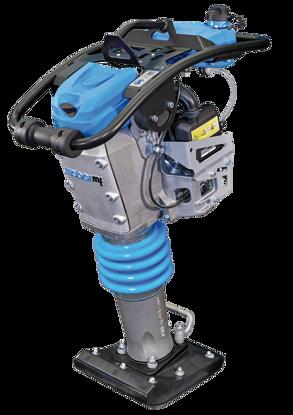 Billede af Weber SRV 620 jordstamper (66 kg)