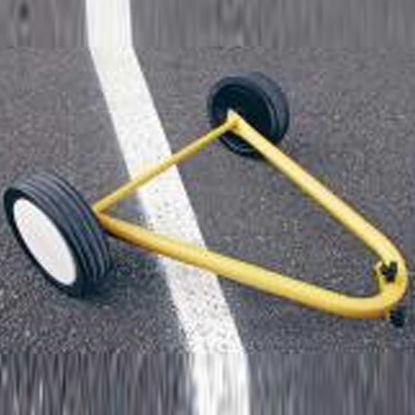 Billede af Soppec underdel t/TRACING markeringsspray, 2 hjul