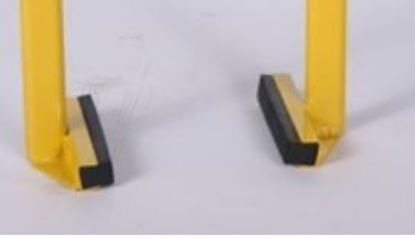Billede af Optimas Gummikæbe t/ kantstenstang, 18 cm