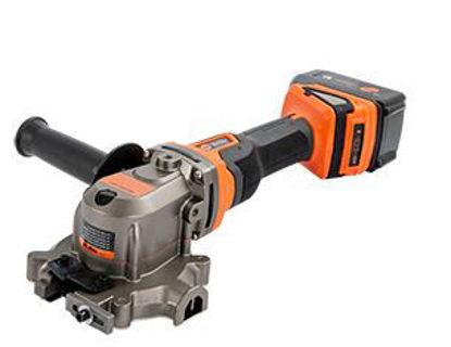 Billede af Tjep RC20A Akku-Rod Cutter m/klinge, kuffert, 2 batterier og lader